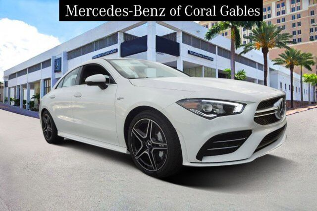 2020 Mercedes-Benz AMG® CLA 35 Coupe Coral Gables FL