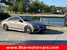 2020_Mercedes-Benz_AMG® CLA 35 Coupe__ Houston TX