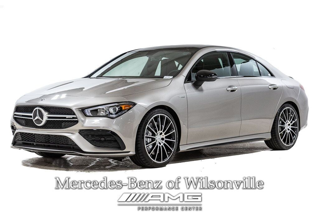 2020 Mercedes-Benz AMG® CLA 35 Coupe Wilsonville OR