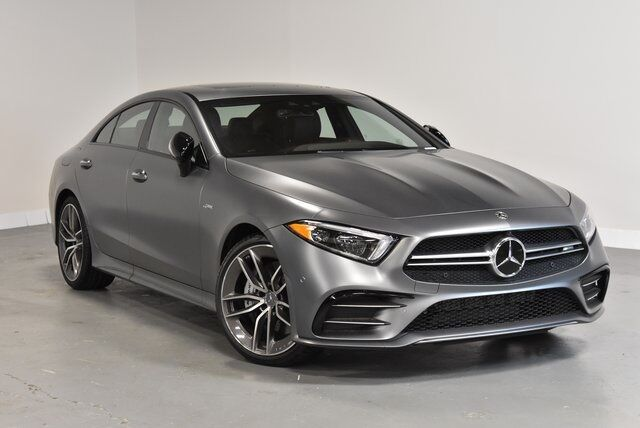 2020 Mercedes-Benz AMG® CLS 53 4MATIC® Coupe