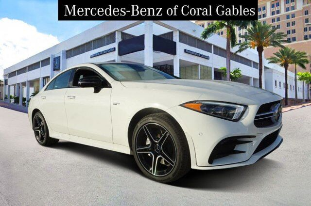 2020 Mercedes-Benz AMG® CLS 53 Coupe Coral Gables FL