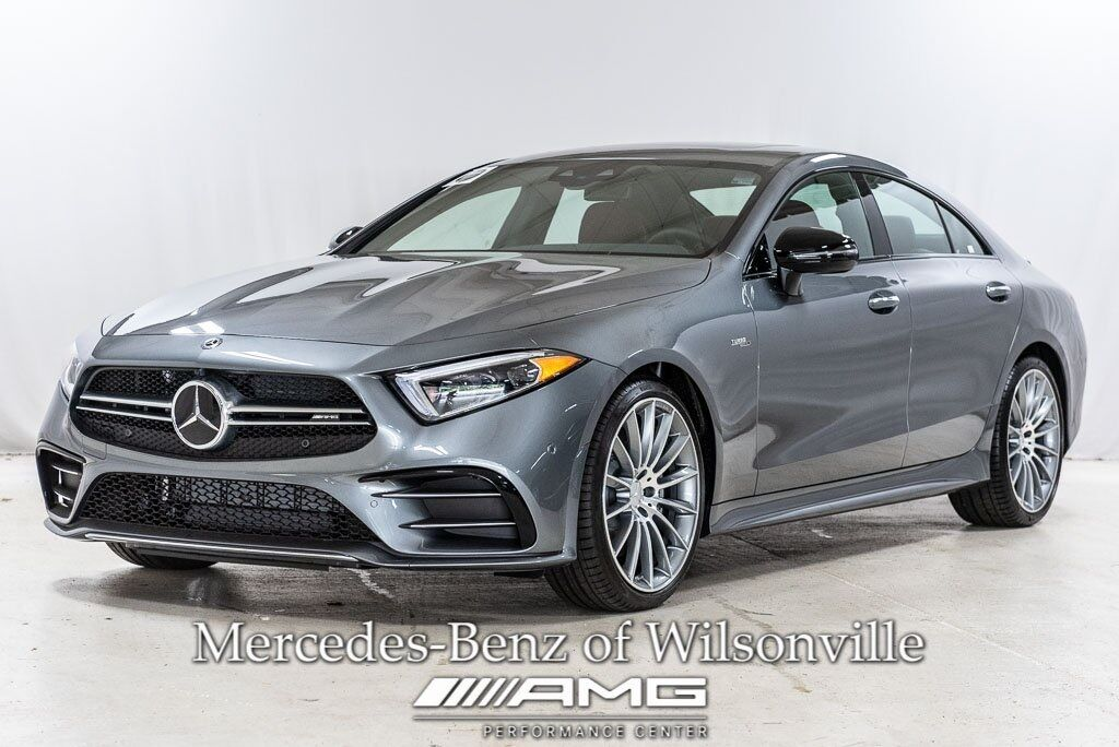 2020 Mercedes-Benz AMG® CLS 53 Coupe Wilsonville OR