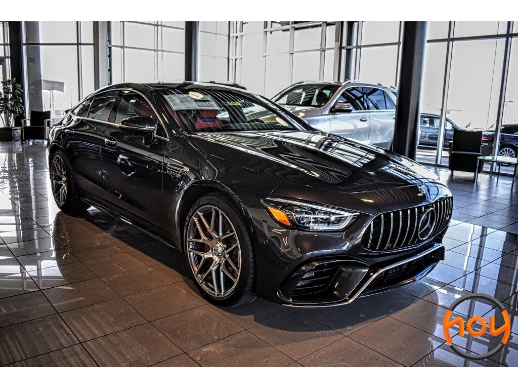 2020 Mercedes-Benz AMG® GT Base 4MATIC® Coupe El Paso TX