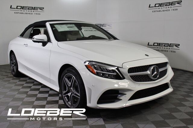 2020 Mercedes-Benz C 300 4MATIC® Cabriolet Chicago IL