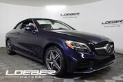 2020 Mercedes-Benz C 300 4MATIC® Cabriolet Lincolnwood IL