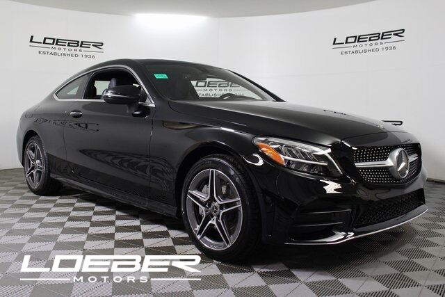 2020 Mercedes-Benz C 300 4MATIC® Coupe Lincolnwood IL