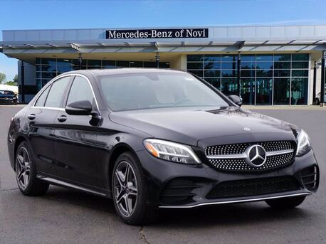 2020_Mercedes-Benz_C_300 4MATIC® Sedan_  Novi MI