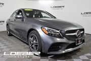 2020 Mercedes-Benz C 300 4MATIC® Sedan Lincolnwood IL