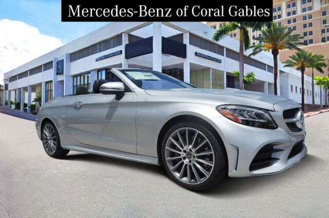 New 2019 Mercedes-Benz SLC 300 Roadster in Coral Gables FL