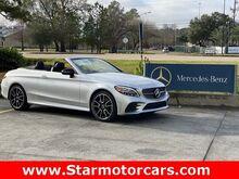 2020_Mercedes-Benz_C_300 Cabriolet_ Houston TX