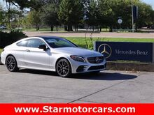 2020_Mercedes-Benz_C_300 Coupe_ Houston TX