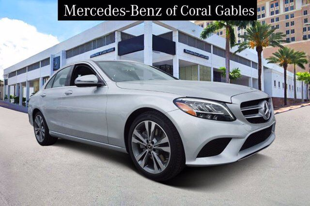 2020 Mercedes-Benz C 300 Sedan Coral Gables FL