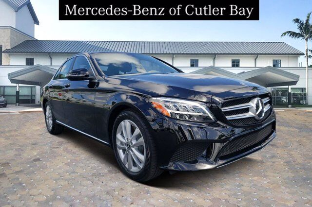 2020 Mercedes-Benz C 300 Sedan Cutler Bay FL