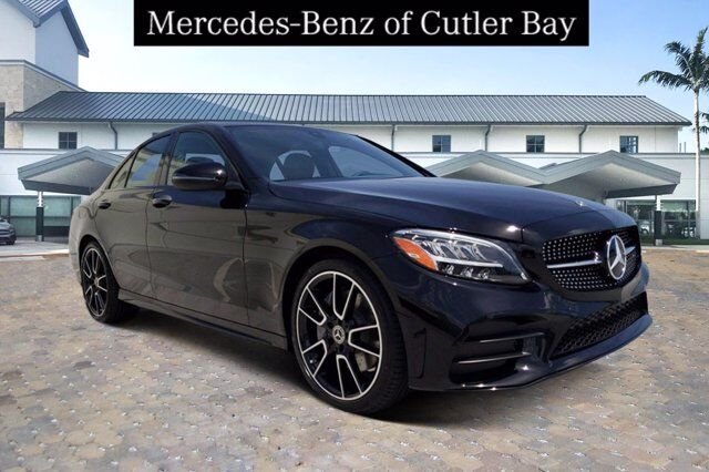 2020 Mercedes-Benz C 300 Sedan # LR596014 Cutler Bay FL
