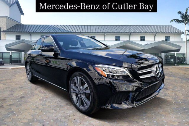 2020 Mercedes-Benz C 300 Sedan LR561233 Cutler Bay FL