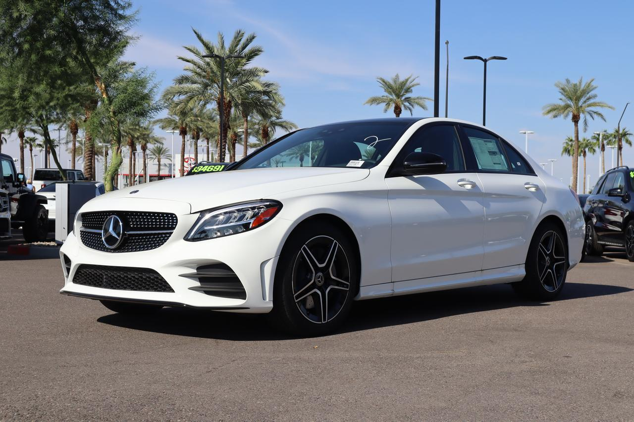 2020 Mercedes-Benz C 300 Sedan Gilbert AZ