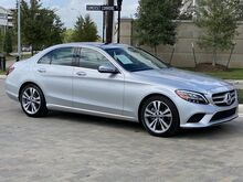2020_Mercedes-Benz_C_300 Sedan_ Houston TX