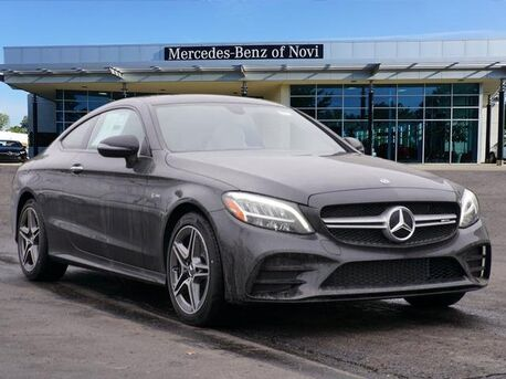 2020_Mercedes-Benz_C_AMG® 43 Coupe_  Novi MI
