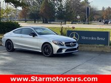 2020_Mercedes-Benz_C_AMG® 43 Coupe_ Houston TX
