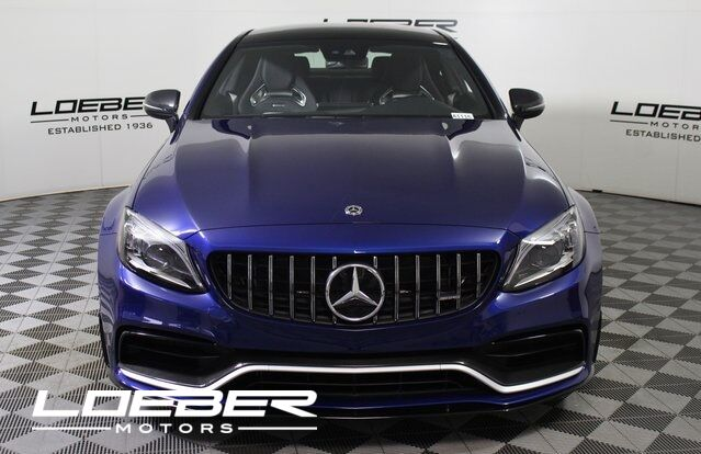 2020 Mercedes-Benz C AMG® 63 S Coupe Chicago IL