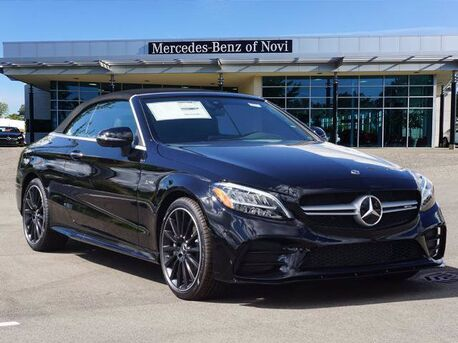 2020_Mercedes-Benz_C_AMG® 43 Cabriolet_  Novi MI