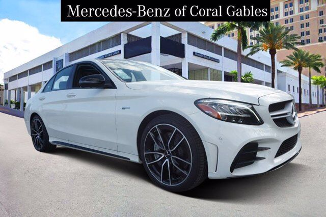 2020 Mercedes-Benz C AMG® 43 Sedan Coral Gables FL