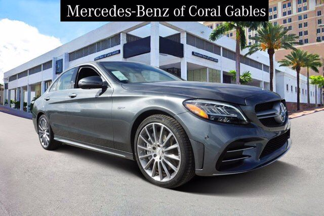 2020 Mercedes-Benz C AMG® 43 Sedan # LR559015 Coral Gables FL