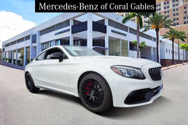 2020 Mercedes-Benz C AMG® 63 S Coupe # LF941281 Coral Gables FL