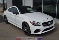 2020_Mercedes-Benz_C-Class_300 4MATIC® Coupe_ Marion IL