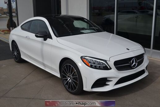 2020 Mercedes-Benz C-Class 300 4MATIC® Coupe Marion IL