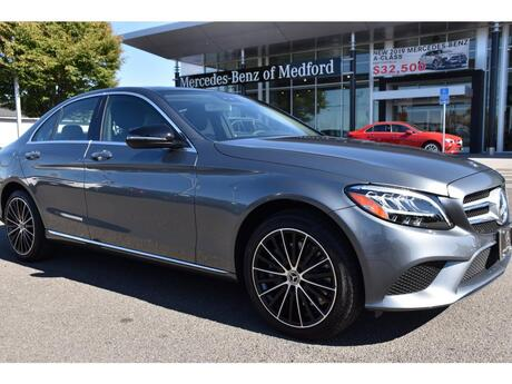 2020 Mercedes-Benz C-Class 300 4MATIC® Sedan Medford OR