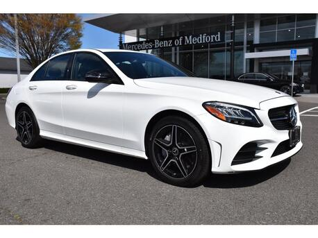 2020_Mercedes-Benz_C-Class_300 4MATIC® Sedan_ Medford OR