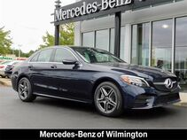 2020 Mercedes-Benz C-Class 300 4MATIC® Sedan