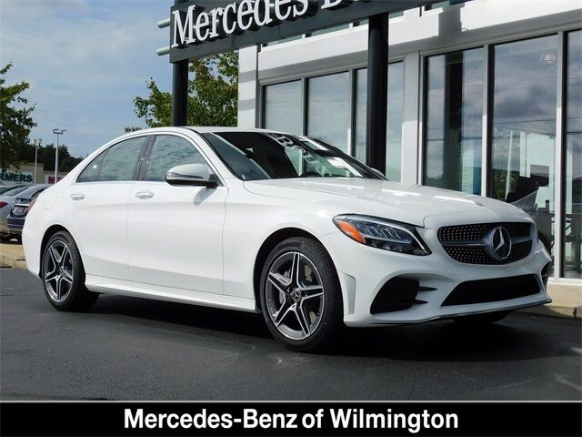 2020 Mercedes-Benz C-Class 300 4MATIC® Sedan Wilmington DE