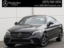 2020_Mercedes-Benz_C-Class_300 4MATIC® Coupe_ Bellingham WA