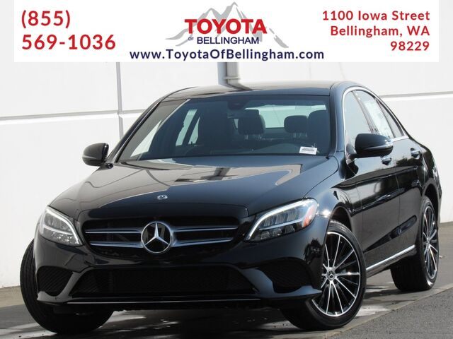 2020 Mercedes-Benz C-Class 300 4MATIC® Sedan Bellingham WA