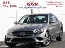 2020_Mercedes-Benz_C-Class_300 4MATIC® Sedan_ Bellingham WA