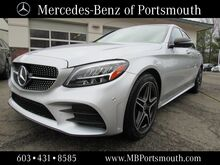 2020_Mercedes-Benz_C-Class_300 4MATIC® Sedan_ Greenland NH