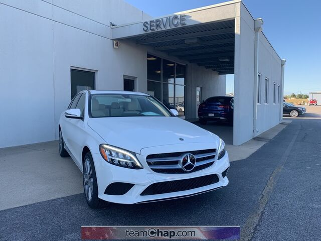 2020 Mercedes-Benz C-Class 300 4MATIC® Sedan Marion IL