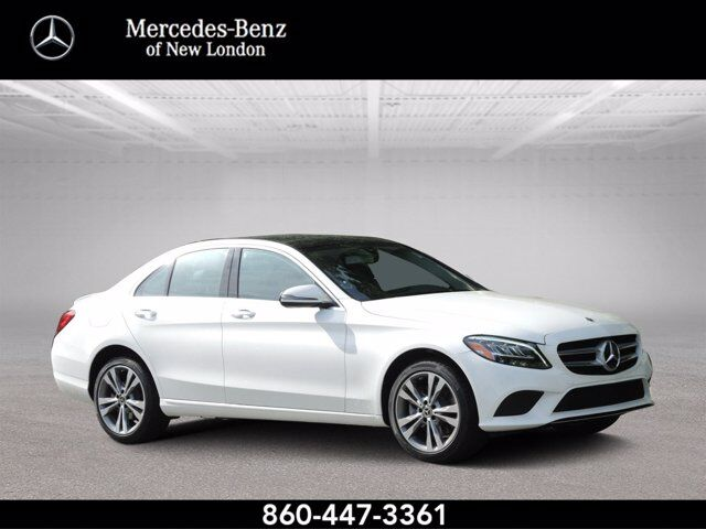 2020 Mercedes-Benz C-Class 300 New London CT
