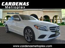 2020_Mercedes-Benz_C-Class_300 Sedan_ Harlingen TX