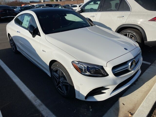 2020 Mercedes-Benz C-Class AMG® 43 Coupe Indianapolis IN