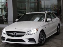 2020_Mercedes-Benz_C-Class_AMG® 43 Sedan_ Bellingham WA