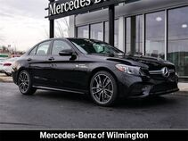 2020 Mercedes-Benz C-Class AMG® 43 Sedan
