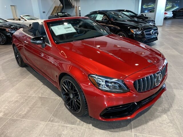 2020 Mercedes-Benz C-Class AMG® 63 Cabriolet Indianapolis IN