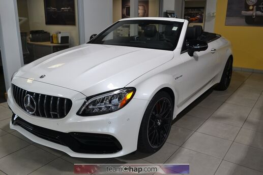 2020 Mercedes-Benz C-Class AMG® 63 S Cabriolet Marion IL