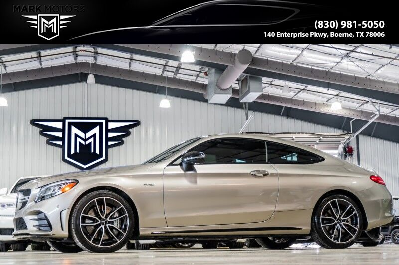 2020_Mercedes-Benz_C-Class_AMG C 43_ Boerne TX