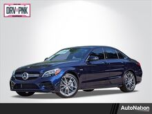 2020_Mercedes-Benz_C-Class_AMG C 43_ Houston TX