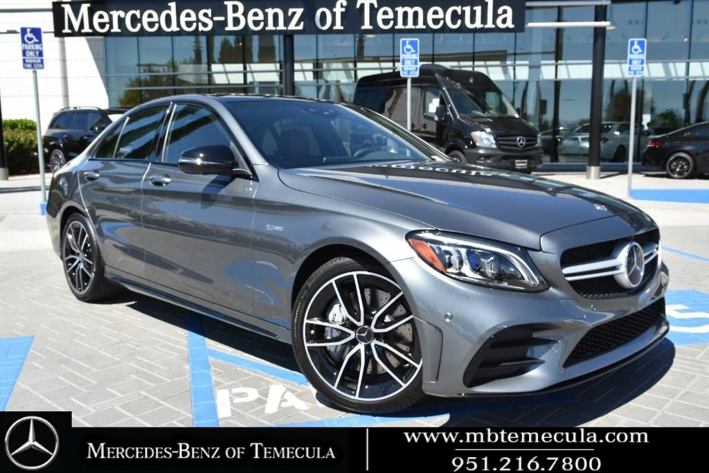 2020 Mercedes-Benz C-Class AMG C 43 All Wheel Drive Sedan