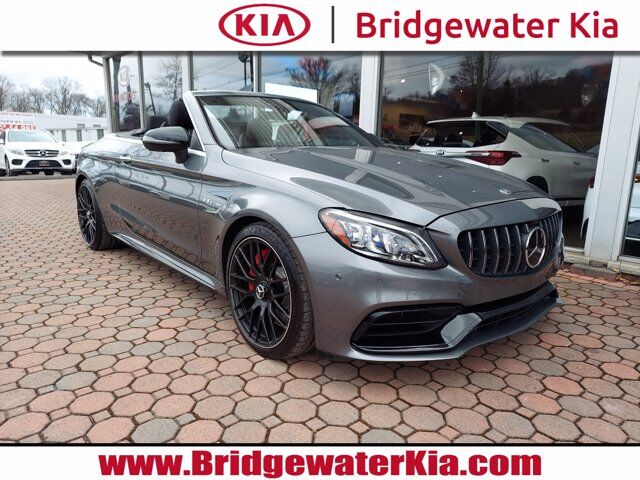 2020 Mercedes-Benz C-Class AMG C 63 S Convertible, Bridgewater NJ